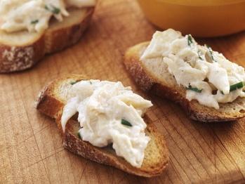 Robinson Cove Crab Salad   Recipe