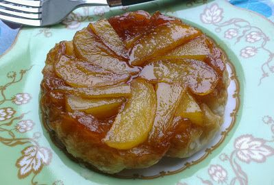 Apple And Pear Tarte Tatin | Desserts | Pinterest