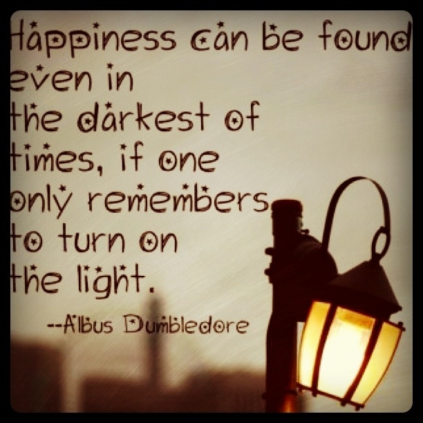 love harry potter quotes