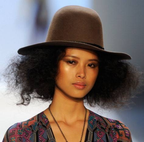 Fall 2013 hat trend