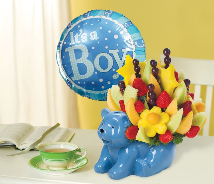 Baby Gift Edible Arrangements : Pin by gloria wise on edible arrangements