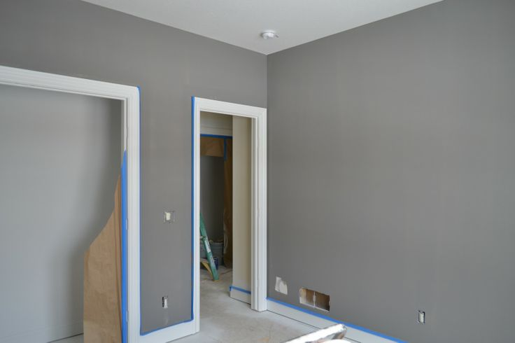 Sherwin Williams Dovetail Living Room