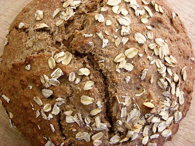 Vegan Oatmeal Whole Wheat Quick Bread: I had to add significantly more ...