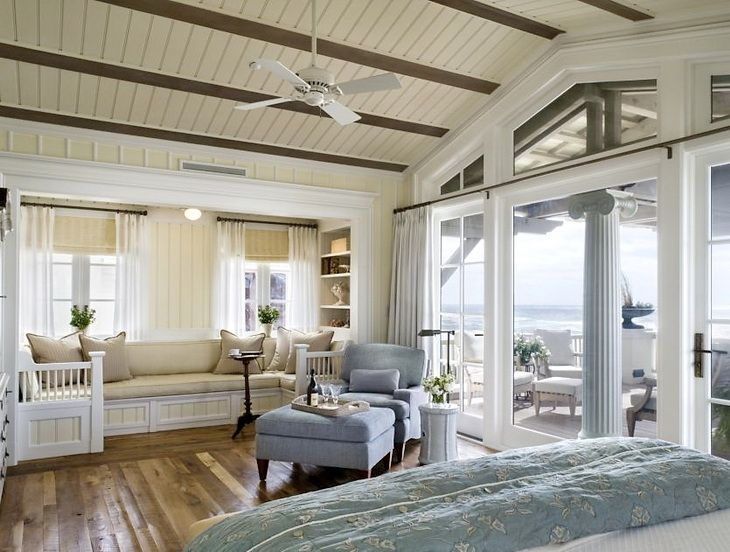 Beach theme Master bedroom ideas Pinterest