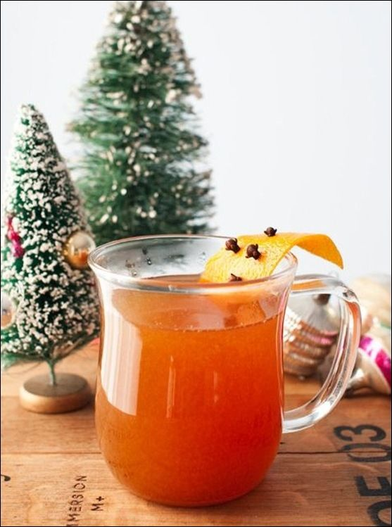 Wassail (recipe at the bottom) | Cocktails | Pinterest
