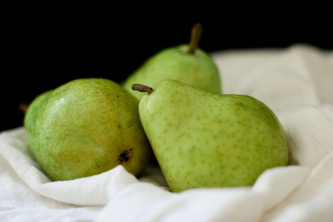 Roasted Pear, Gorgonzola, And Honey Toast Recipes — Dishmaps