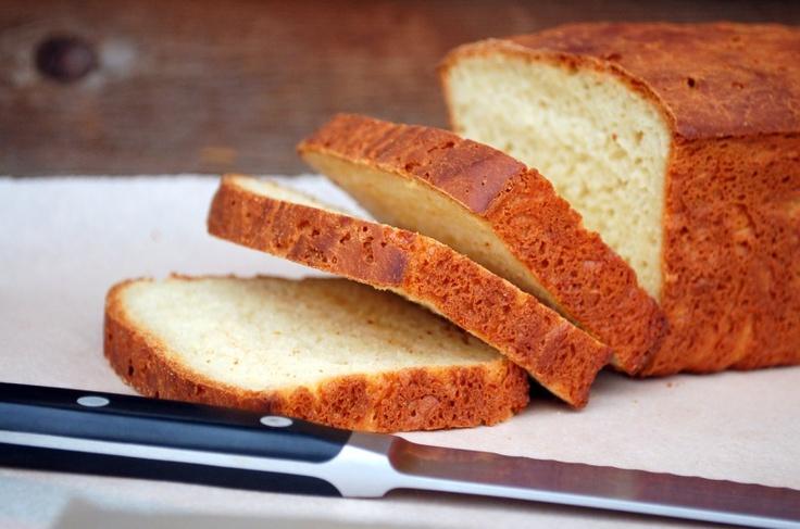 Gluten Free Sandwich Bread | ~ Gluten Free Foods ~ | Pinterest