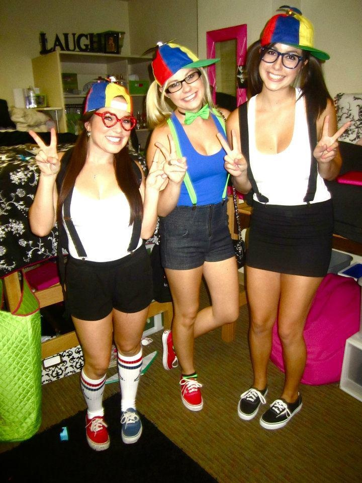 21 Basic B*tch Halloween Costumes That Everyone is Tired of Seeing | Playbuzz  sc 1 st  Playbuzz & 21 Basic B*tch Halloween Costumes That Everyone is Tired of Seeing ...