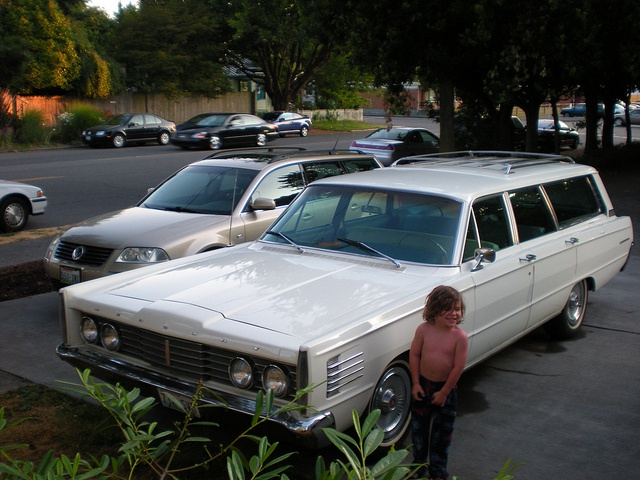 1965 Mercury Commuter Station Wagon by oneill1989, via Flickr