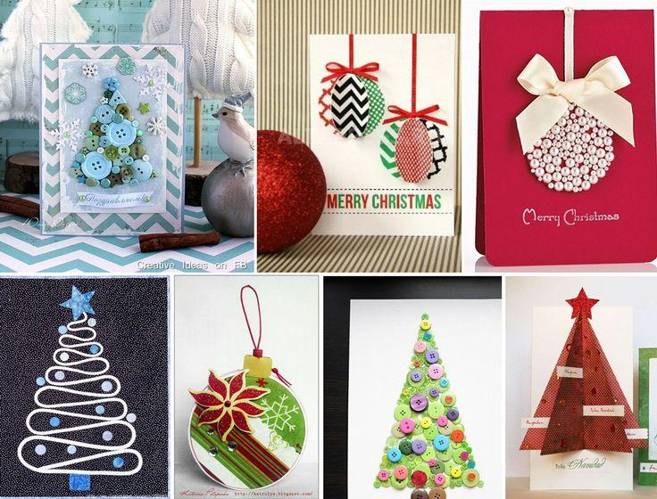Christmas cards christmas ideas pinterest for Christmas card ideas on pinterest