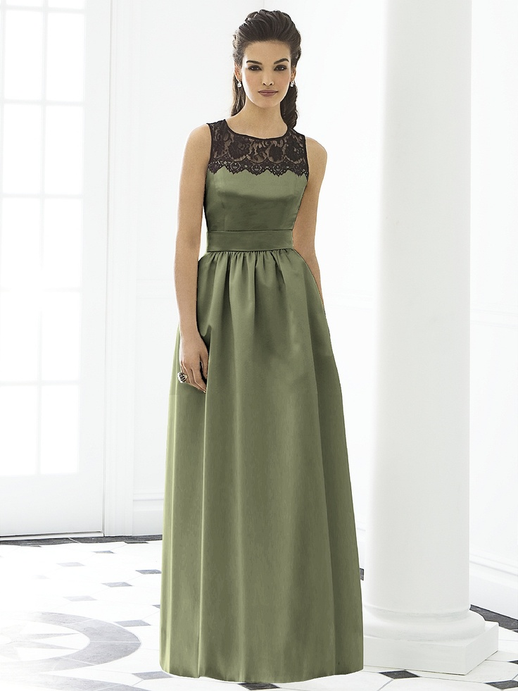 Bridesmaid Dresses Style 6645