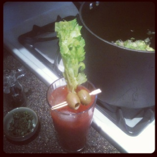Bloody Mary | Drinks | Pinterest