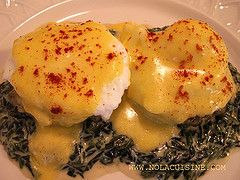 Eggs Sardou...it's what's for breakfast in the morning!