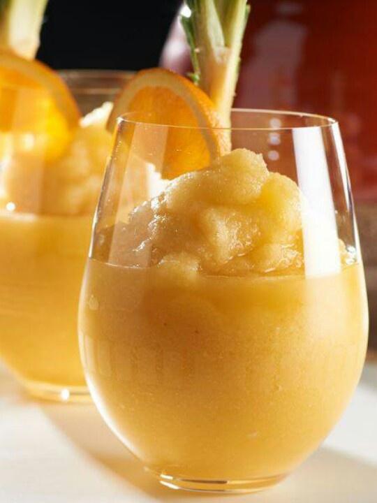Mango sangria | cooking | Pinterest
