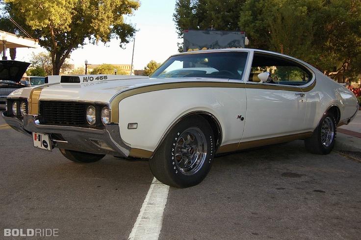 1969 Oldsmobile 442 Hurst | Classic Cars | Pinterest