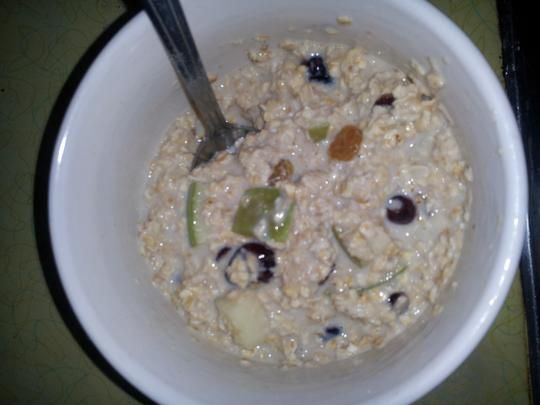 Copycat Mcdonald's Maple Brown Sugar & Fruit Oatmeal. Photo by Chef ...