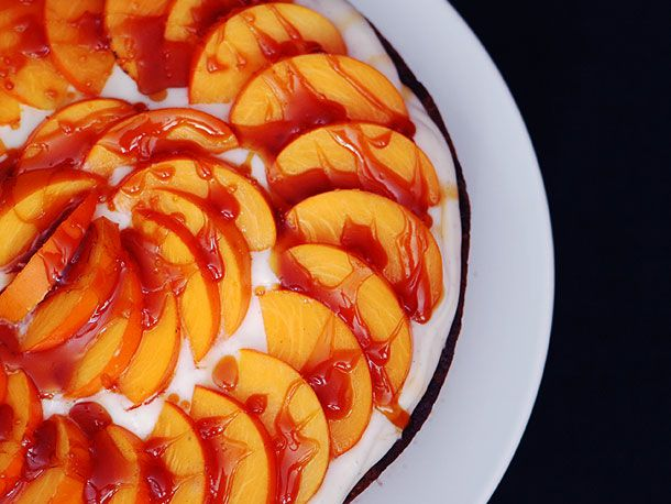 Fresh Persimmon Cake - I don't think I've ever tried persimmon before...