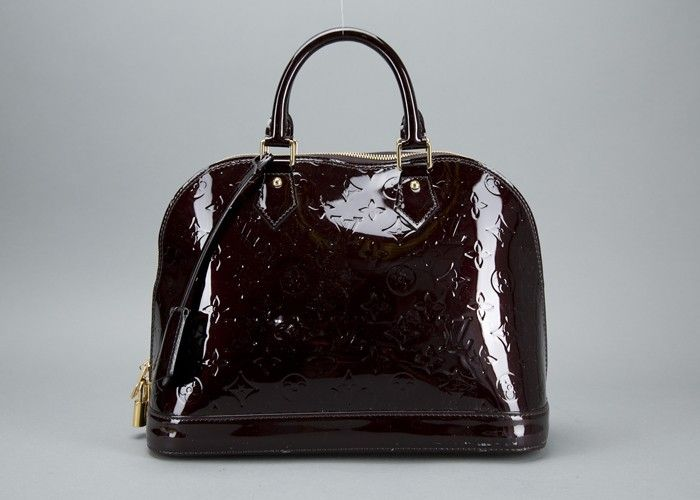 Image Result For Louis Vuitton Monogram Vernis Alma Pm Bag
