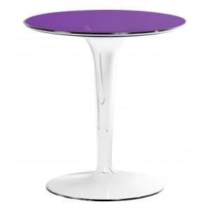 Pin by sasha grunge on violettes pinterest - Table basse violette ...