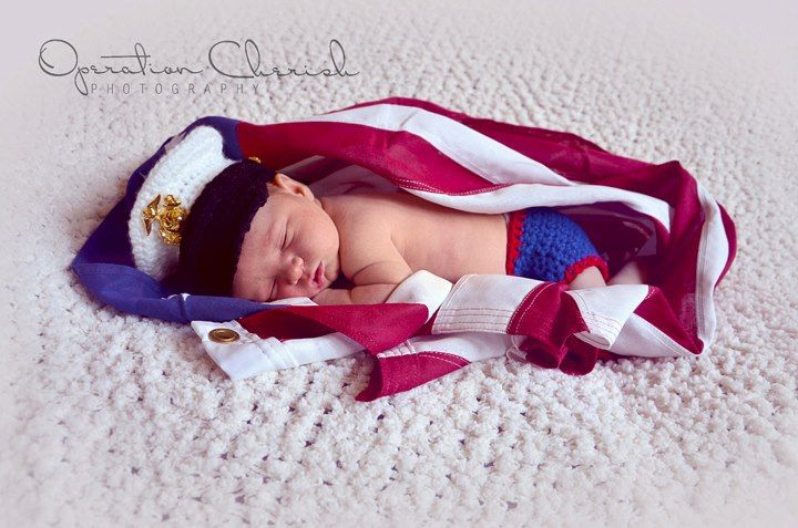 Marine love is Semper Fi love this infant pic my friends have cute on with daddy