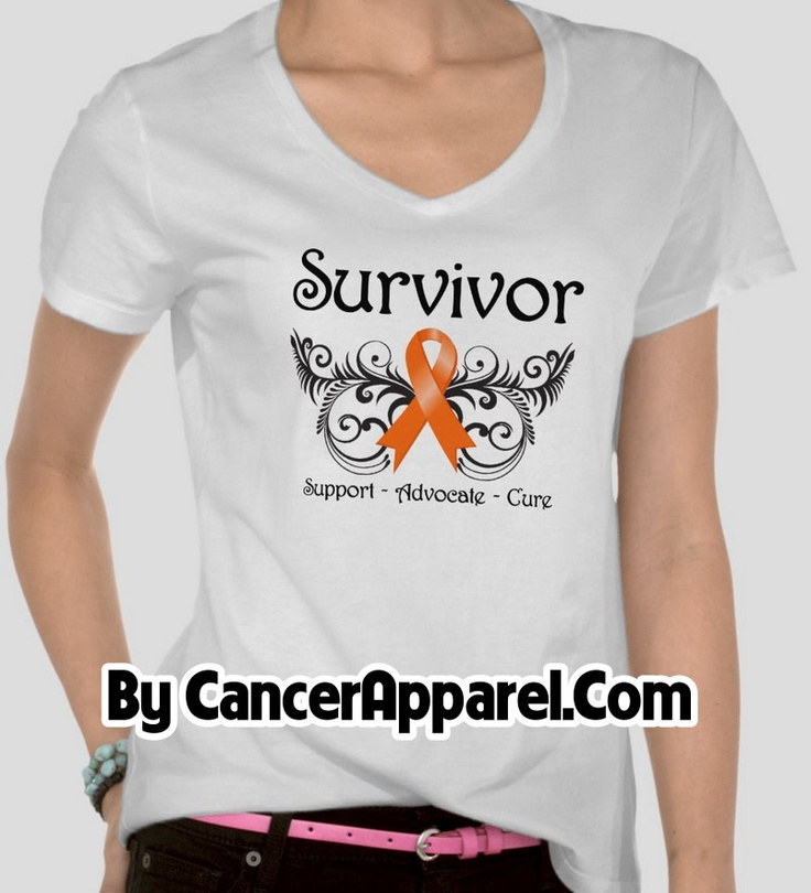 Leukemia Survivor shirts and gifts featuring a cool swirly tribal like ...