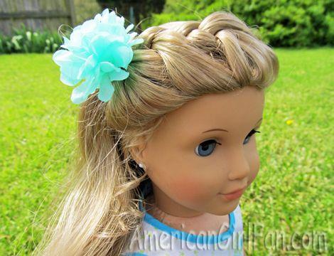 Hair Style Doll : doll hair styles Am Girl Doll Pinterest