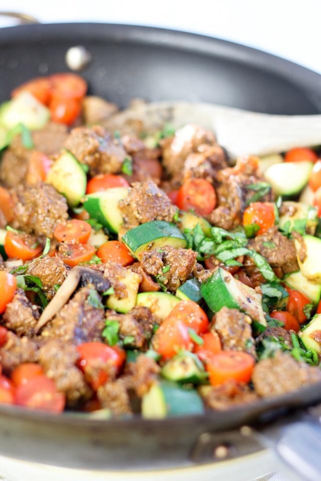 The Meat Lover's Ratatouille   Recipe