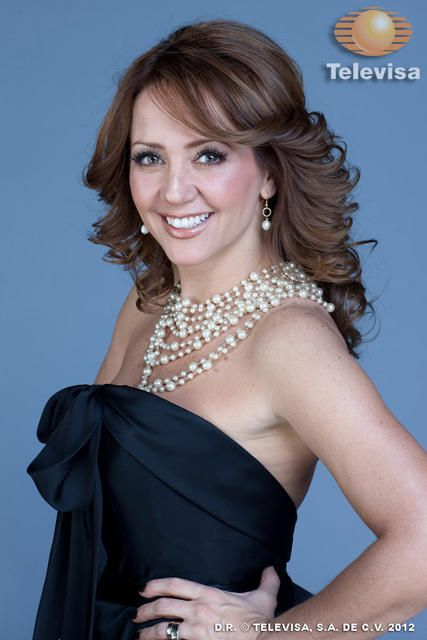 Andrea Legarreta #Televisa   Gorgeous Mexican Women   Pinterest