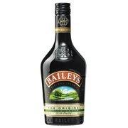 Baileys Irish Cream: Liquor Baileys Irish Cream Original, 750 ml
