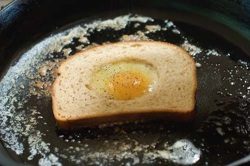 Egg in a Hole / The Pioneer Woman, via Flickr