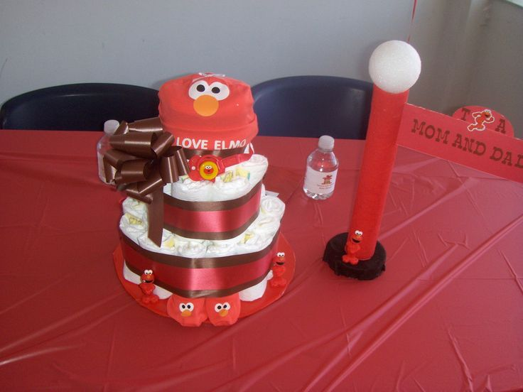 elmo baby shower bridal and baby showers pinterest