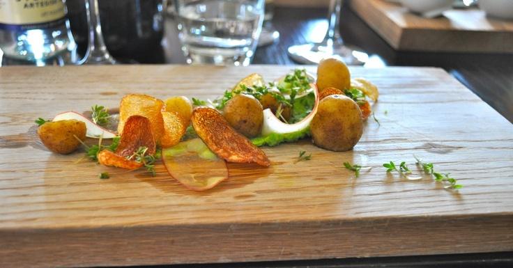 Danish Potatoes