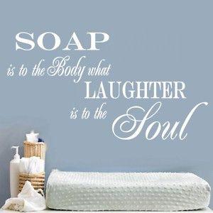Soap quote mrsmack pinterest