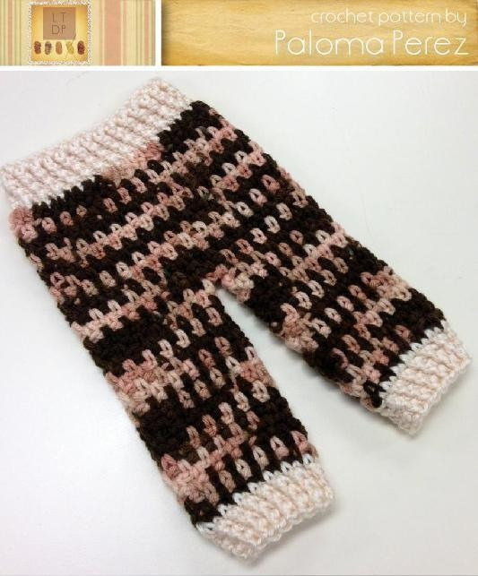 Free Crochet Patterns For Baby Pants : Crochet Baby Pants Pattern crochet feet and legs Pinterest