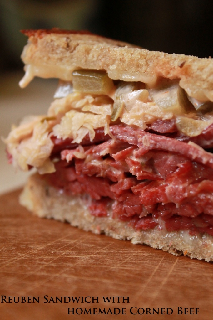 homemade corned beef | Things for My Wall | Pinterest