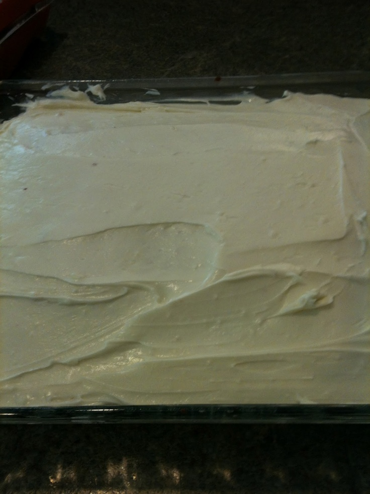 Homemade Cream Cheese Icing