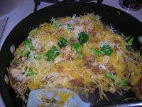 Brown Butter Spaghetti Squash Ingredients 1 large spaghetti squash 1 ...