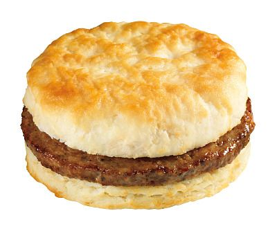mcdonalds sausage biscuit :) | Breakfast Foods | Pinterest