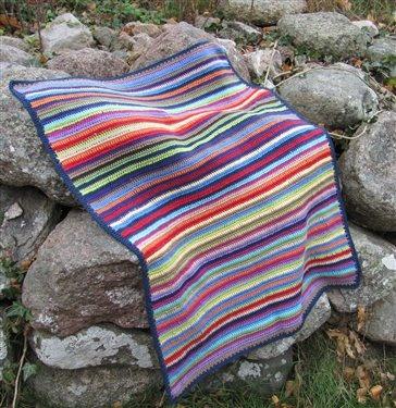 Crochet Afghan Patterns Using Scrap Yarn : CROCHET PATTERNS YARN SCRAPS Crochet Patterns Only