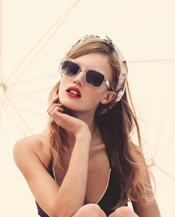 for: Daisy Beauty   photo: Emily Laye   stylist: Anna Granstrand   hair & make-up: Emelie Magnusson model: Elsa Brisinger