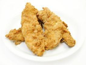 Gluten-free Fried Chicken Tenders! | Celiac Tastes Divine | Pinterest