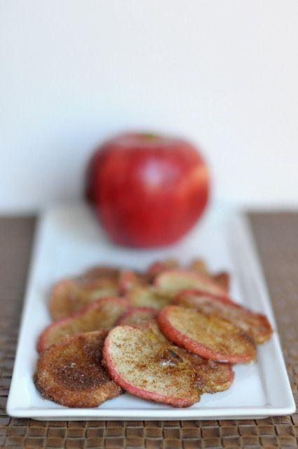 Cinnamon Sugar Roasted Apples | Sweet Stuff | Pinterest