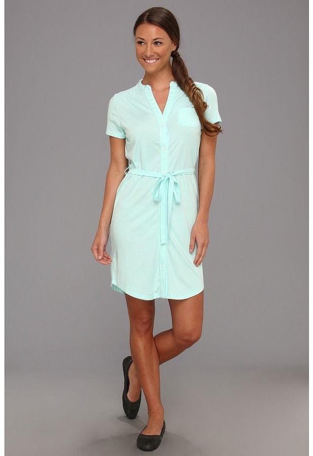 Carve Designs Logan Button Up Dress (Coast) - Apparel on shopstyle.com