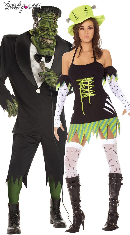 halloween costume ideas bride frankenstein efdb