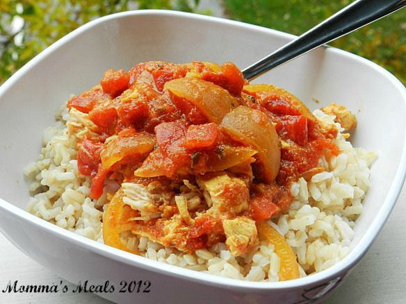 Chicken coconut crock pot curry | Slow Cooker | Pinterest
