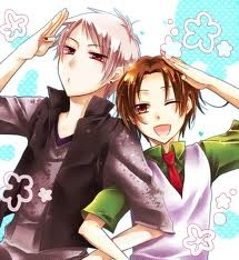 Prussia and italy hetalia allies and axis pinterest