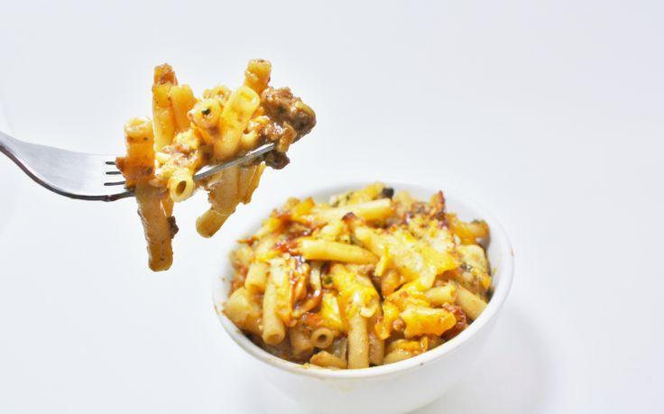 Cheesy BBQ Casserole | Recipe