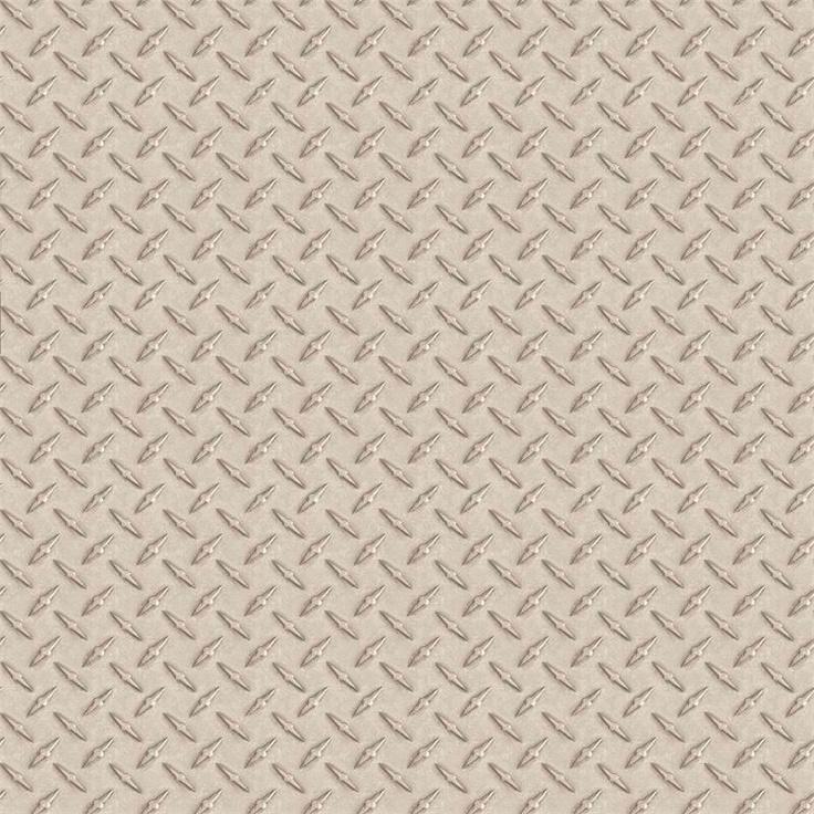 silver diamond plate wallpaper