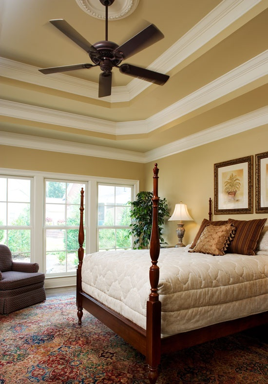 master bedroom bedrooms and ceiling designs pinterest