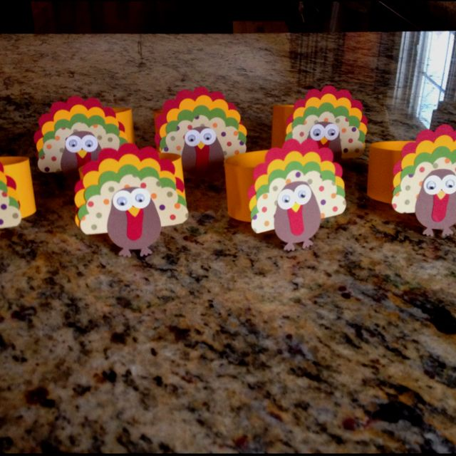 Thanksgiving napkin rings craft ideas pinterest for Napkin rings for thanksgiving